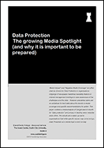 Data Protection paper cover