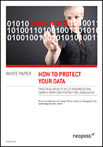 How to Protect your Data whitepaper cover