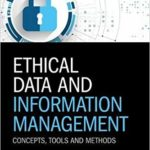 Cover page of Ethical Data & Information Management
