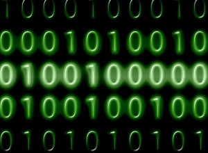 binary code representing data